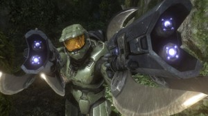 halo 3 xbox 360 shooter game