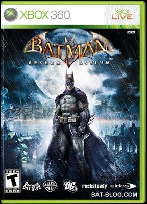 Arkham Asylum XBox 360