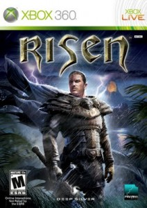 Risen New xbox 360 action game